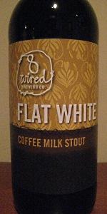 Flat White Coffee Milk Stout