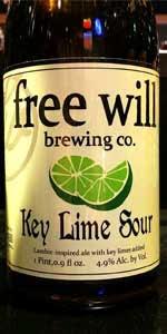 Key Lime Lambic