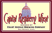 Capital Raspberry Wheat