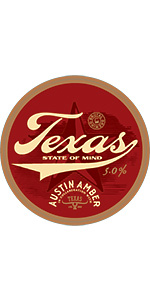 Brutal Brewing Texas State Of Mind Austin Amber