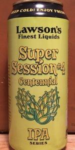 Super Session #4 - Centennial