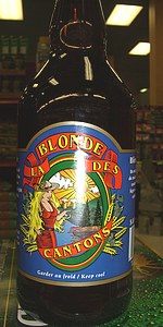 Blonde Des Cantons