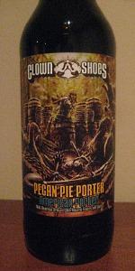 Pecan Pie Porter (2014)
