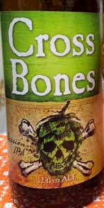 CrossBones Session IPA