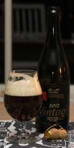 2012 Vintage Oak Aged Ale (Barrel No. 170)