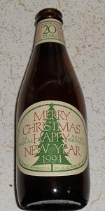 Our Special Ale 1994 (Anchor Christmas Ale)