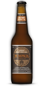 Brandy Barrel-Aged Imperial Pumpkin Ale