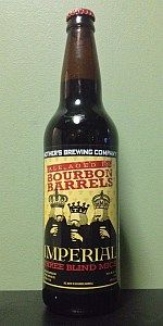 Bourbon Barrel Aged Imperial Three Blind Mice