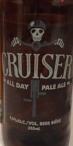 Cruiser All Day Pale Ale