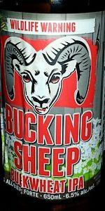 Bucking Sheep Buckwheat IPA