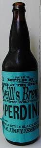 McNeill's Humperdink Black Beer