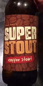 Super Stout Coffee Stout