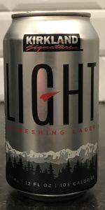 Kirkland signature light beer minhas craft brewery monroe wi