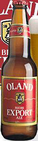 Oland Export Ale