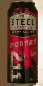 Steel Reserve (Alloy Series) Spiked Punch