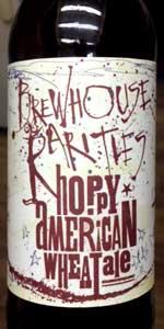 Hoppy American Wheat (Brewhouse Rarities)