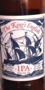 The King's English IPA