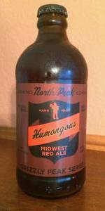 Humongous Midwest Red Ale