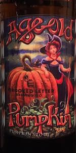 Age Old Pumpkin Stout