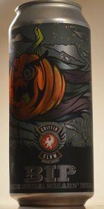 Bourbon Imperial Screamin' Pumpkin