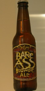 Bare Ass Blonde Ale