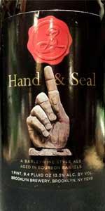 Hand & Seal