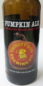 Spiced Pumpkin Ale