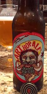 Art Hop Ale (A South End Special)