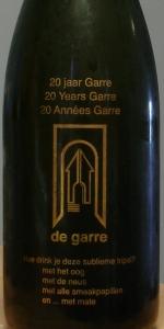 Tripel Van De Garre