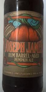 Rum Barrel-Aged Pumpkin Ale