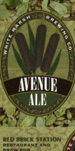 Avenue Ale