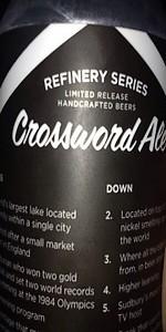 Crossword Ale