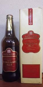 Limited Release 2013 Vintage Ale