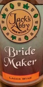Bride Maker
