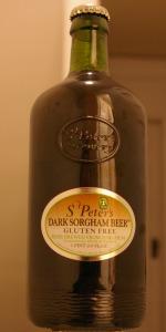 St. Peter's Dark Sorgham Beer (Gluten Free)