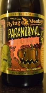 Paranormal Imperial Pumpkin Ale
