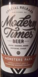 Monsters' Park - Tennessee Whiskey Barrel-Aged