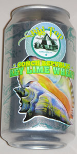 Conch Republic Key Lime Wheat