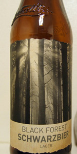 Squatters Black Forest Schwarzbier (Bottled 6%)