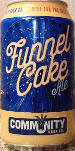 Funnel Cake Ale (State Fair Of Texas Beer)