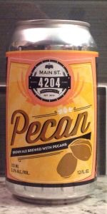 Pecan Brown Ale