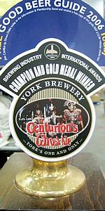 Centurion's Ghost Ale