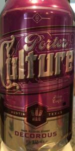 Porter Culture Porter
