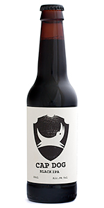 CAP DOG Black India Pale Ale