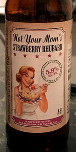 Not Your Mom's Strawberry Rhubarb