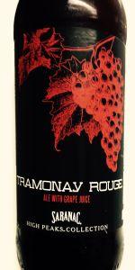 Saranac Tramonay Rouge