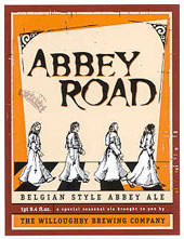 Willoughby Abbey Road Belgian Dubbel