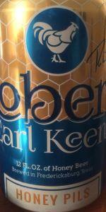 Robert Earl Keen Honey Pils