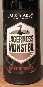 Lagerness Monster
