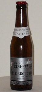 De Dolle Oerbier Special Reserva 2002 (Bottled 2003)